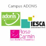 CAMPUS ADONIS-IESCA-ROSE CARMIN