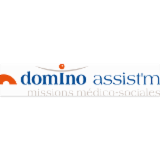 Logo DOMINO  ASSISTM