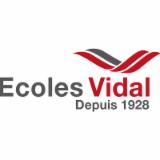 INSTITUT SUPERIEUR VIDAL Logo