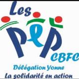 Logo LES PEP DU CENTRE DE LA BOURGOGNE FRANCH
