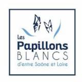 Logo LES PAPILLONS BLANCS D'ENTRE SAONE ET LO