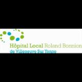 Logo HOPITAL LOCAL DE VILLENEUVE SUR YONNE