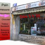 PATISSERIE MARIE STUART ( aubertin-gabet )