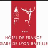 Hôtel de France Gare de Lyon Bastille***