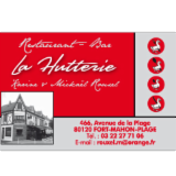 LA HUTTERIE bar-restaurant