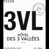 HOTEL DES 3 VALLÉES ****