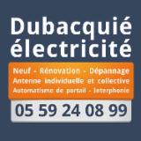 DUBACQUIE ELECTRICITE