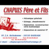 CHAPUIS PERE ET FILS