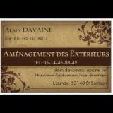 """DAVAINE ALAIN """"Aménagement Des Extérieurs"""""""