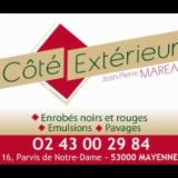 COTE EXTERIEUR - SARL MAREAU