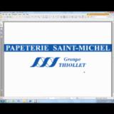 PAPETERIE SAINT MICHEL GROUPE-THIOLLET