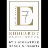 Hôtel Edouard 7 by B Signature Hotels
