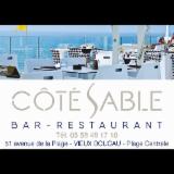 Bar restaurant cote  sable