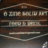 O ZINC SOLID'ART