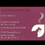 CLEAN COIFFURE