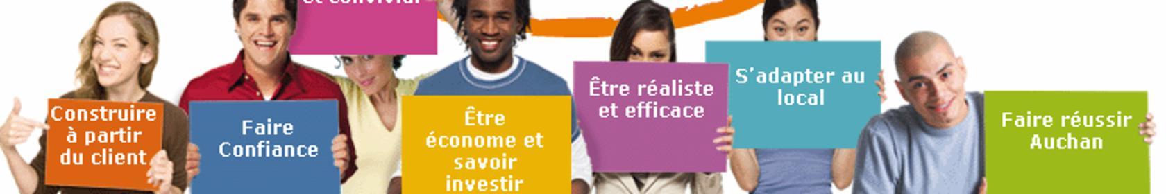 Auchan val de fontenay recrutement toutes les offres disponibles - Auchan recrute fr ...