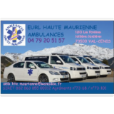 EURL HAUTE MAURIENNE AMBULANCES