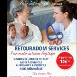 RETOURADOM SERVICES