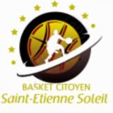 BASKET CITOYEN SAINT ETIENNE SOLEIL