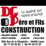 CONSTRUCTION DGP PERE  ET  FILS