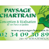 PAYSAGE CHARTRAIN
