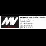 MV MIROITERIE CORDONNERIE SERRURIER