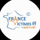 FRANCE VICTIMES MAINE ET LOIRE
